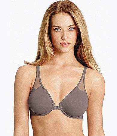 Wacoal Front-Closure T-Back Bra