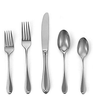 Gorham Studio Timeless Stainless Steel 5-Piece Place Setting