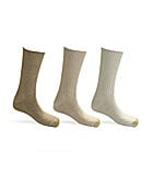 Gold Toe Fluffies Casual Socks 3-Pack
