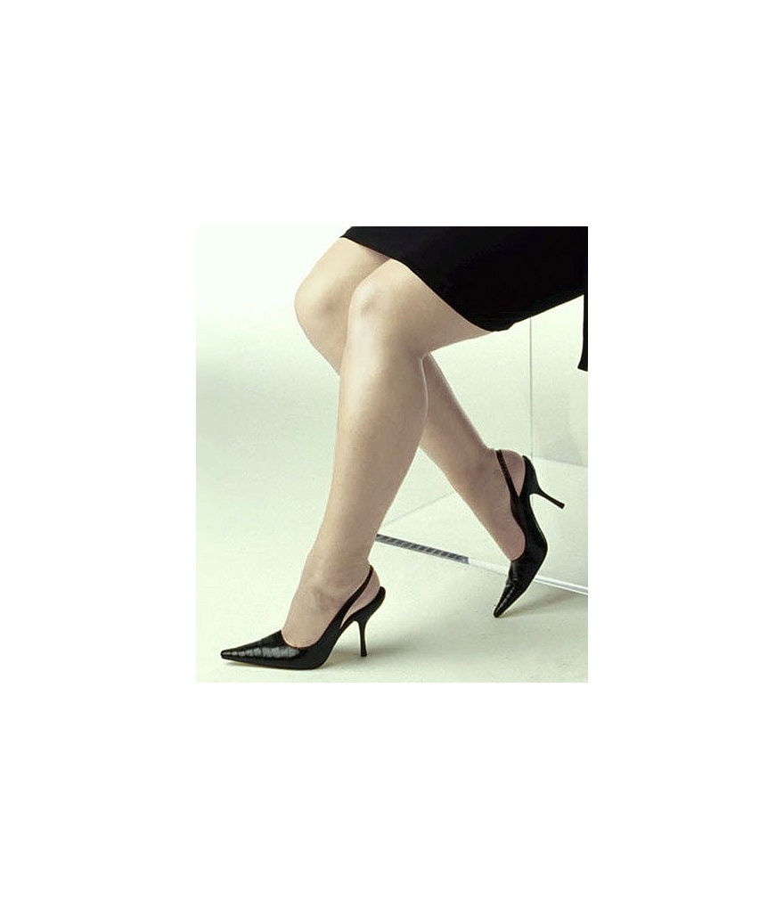 Hanes Silk Reflections Plus Control Top Enhanced-Toe Pantyhose