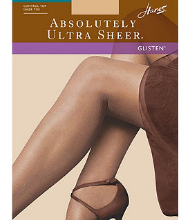 Hanes Absolutely Ultra Sheer Pantyhose Image