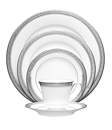 Noritake Crestwood Platinum China $ 25.00