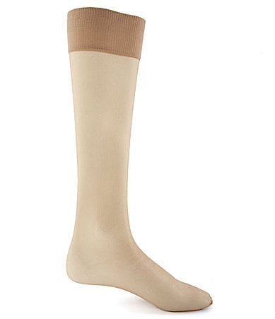 HUE Sheer Knee Highs 2-Pack
