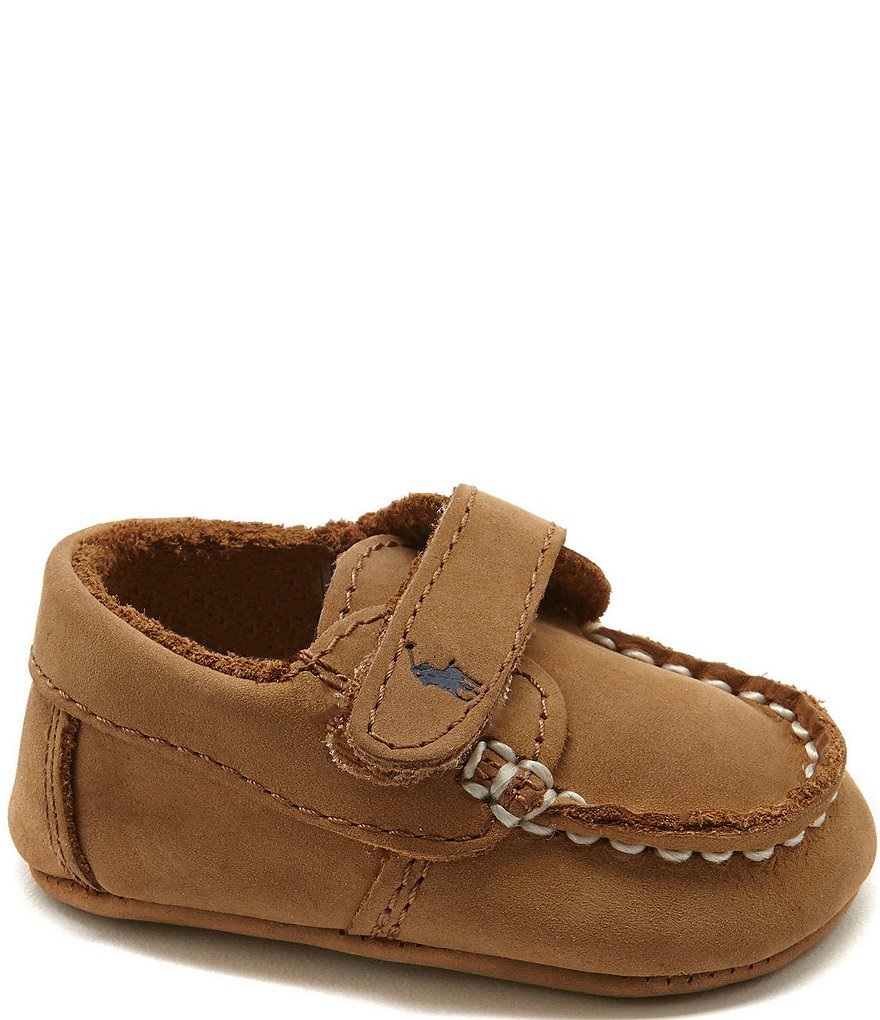 Ralph Lauren Baby Boys Captain Boy Boat Shoes