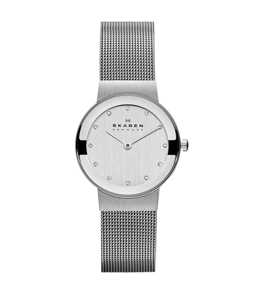 Skagen Ladies' Freja Steel Mesh Watch