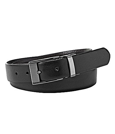 Cremieux Reversible Leather Belt