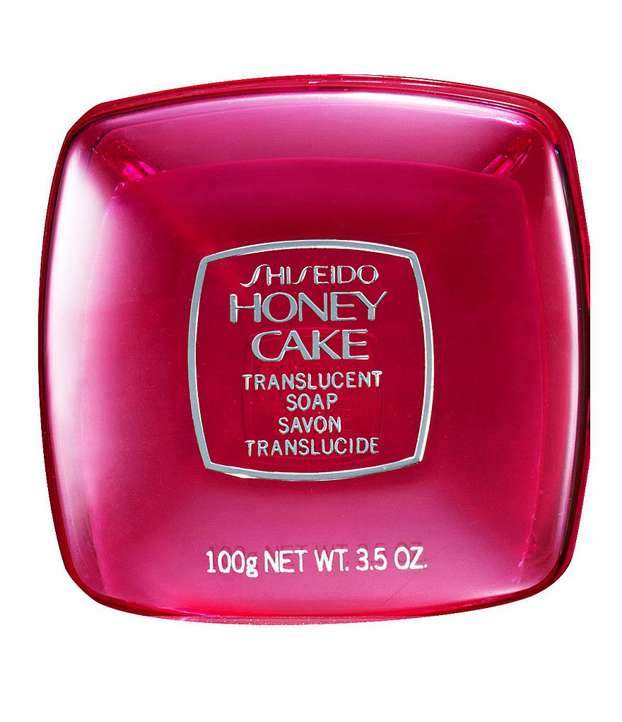Shiseido Honey Cake Red Translucent Red