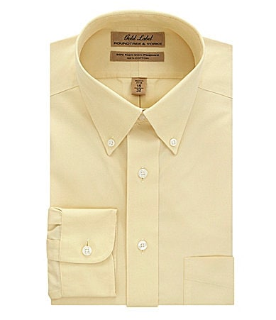 roundtree gold label shirts