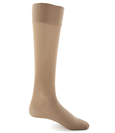 Hue Mesh Knee Highs