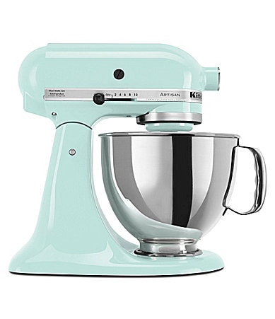 KitchenAid Artisan Ice Blue 5-Quart Tilt-Head Stand Mixer
