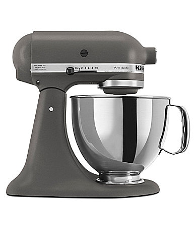 KitchenAid Artisan Imperial Grey 5-Quart Tilt-Head Stand Mixer