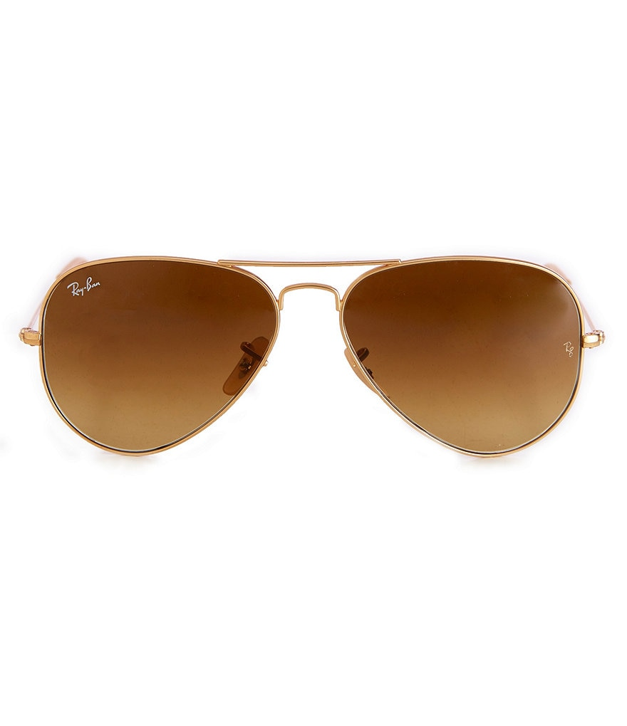 Ray-Ban Large Metal Aviator Sunglasses