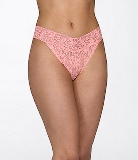 Hanky Panky Signature Lace Original Rise Thong Image