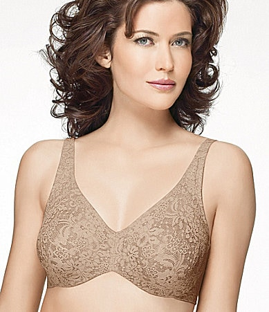Wacoal  Halo Lace Full-Busted Bra