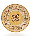 "9.25"" Round Salad Plate-Yellow"