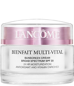 Lancome Bienfait Multi-Vital SPF 30 Cream High Potency Daily Moisturizing Cream