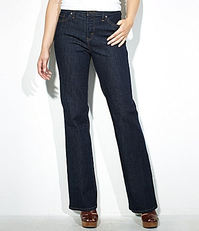 Levi�s 512� Perfectly Slimming Bootcut Jeans