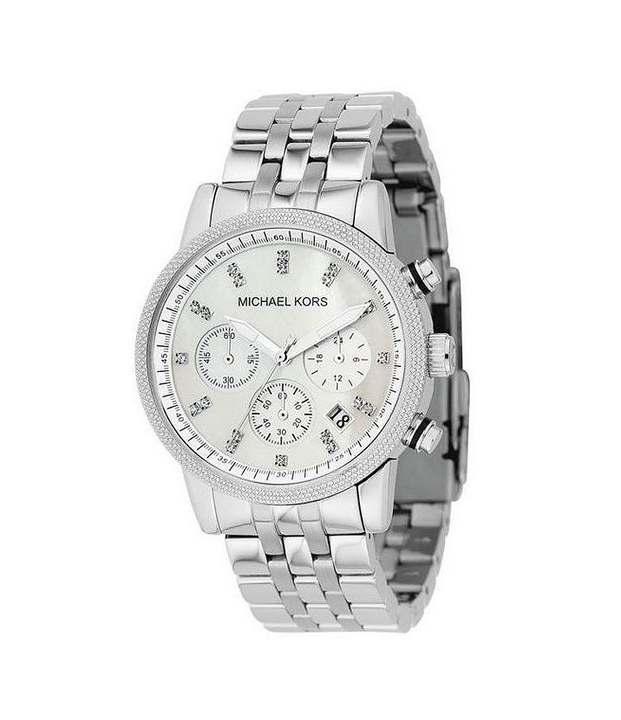 Michael Kors Ritz Chronograph Bracelet Watch