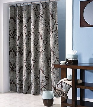 Curtains Ideas brown shower curtain rings : Home | Bath & Personal Care | Shower Curtains & Rings | Dillards.com
