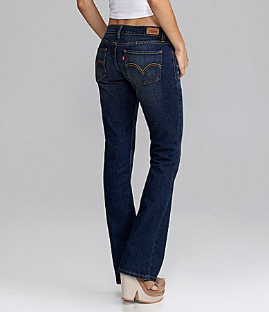 Levi�s 524� Too Superlow Bootcut Jeans