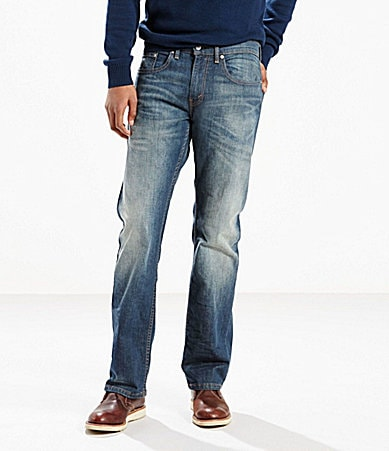Levi�s 559� Big & Tall Relaxed Straight Jeans