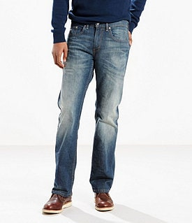 Levi's� 559� Big & Tall Relaxed Straight Jeans Image