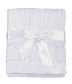 Starting Out Satin-Trim Blanket