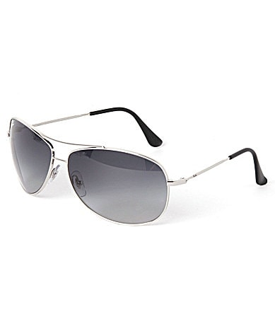 Ray-Ban Aviator Wrap Sunglasses