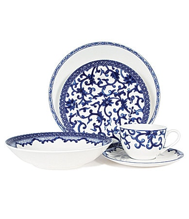Lauren Ralph Lauren Mandarin Blue China