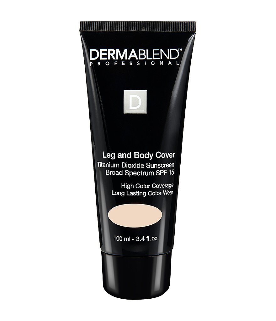 Dermablend Leg and Body Cover SPF 15