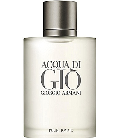 Giorgio Armani Acqua di Gio Pour Homme Fragrance Collection