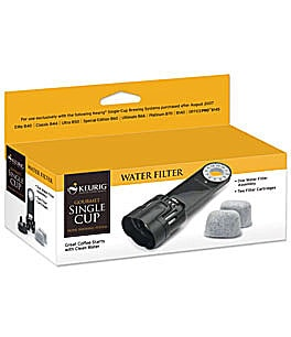 Keurig Water Filter Starter Kit
