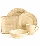 Artimino Tuscan Countryside Cream Dinnerware