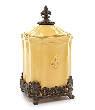 Artimino Fleur-de-Lis Yellow Dinnerware $ 45.00