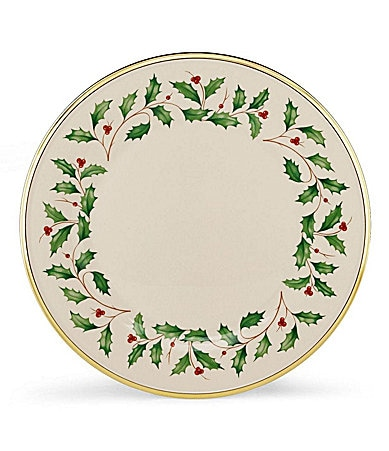 Lenox Holiday China