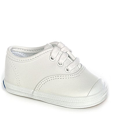 Keds Champion Leather Toe Cap Sneakers