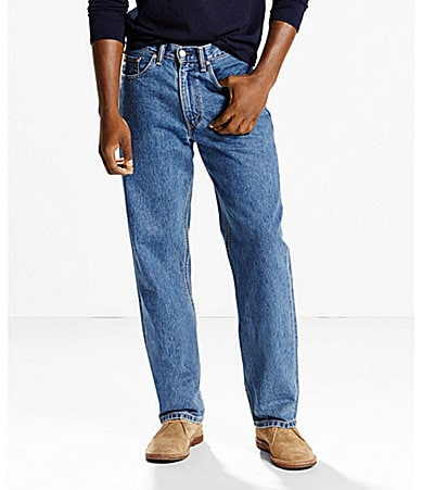 Levi�s Big & Tall 550� Relaxed-Fit Jeans