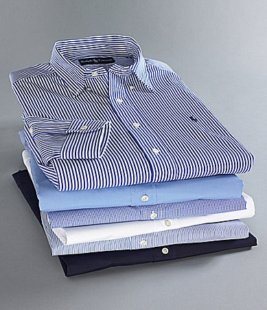 Polo Ralph Lauren Big & Tall Classic-Fit Shirt