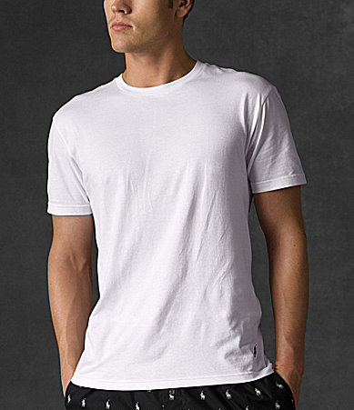 Polo Ralph Lauren Crewneck T-Shirts 3-Pack