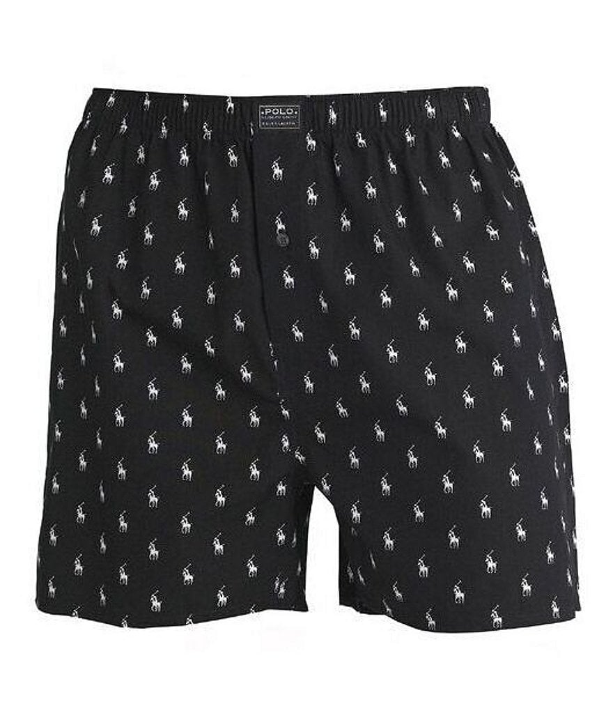 Polo Ralph Lauren Polo Player Woven Boxers