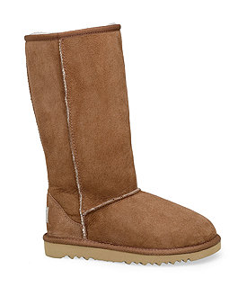 UGG� Australia Girls' Classic Tall Boots Image