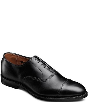 Allen-Edmonds Park Avenue Cap-Toe Leather Dress Oxfords