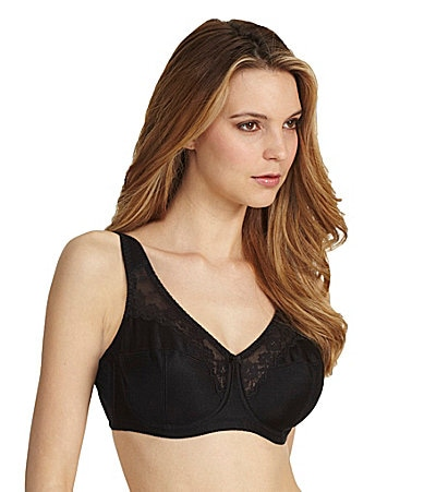 Cabernet Broomhilda Full-Busted Bra