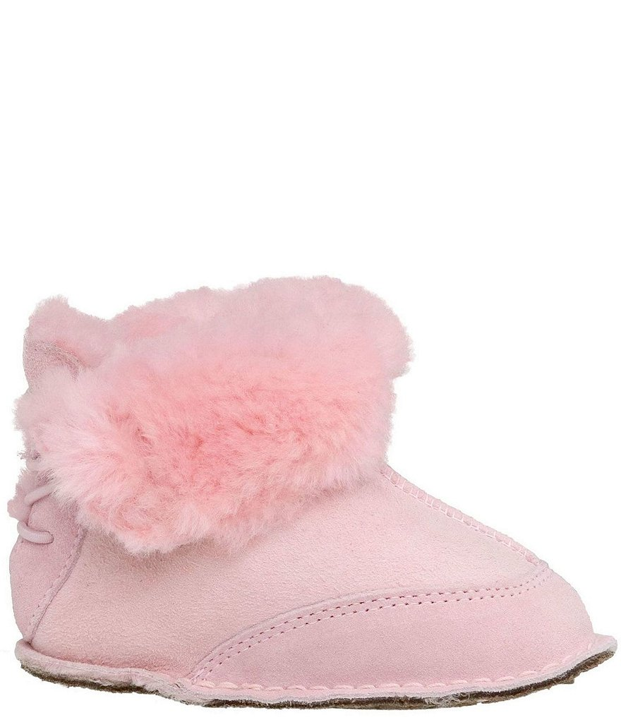 UGG® Boo Girls´ Crib Shoes