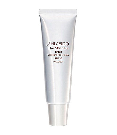 Shiseido The Skincare Tinted Moisture Protection SPF 20