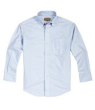 Class Club Gold Label Big Boys 8-20 Oxford Shirt
