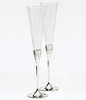 Vera Wang With Love Toasting Flute Pair Image