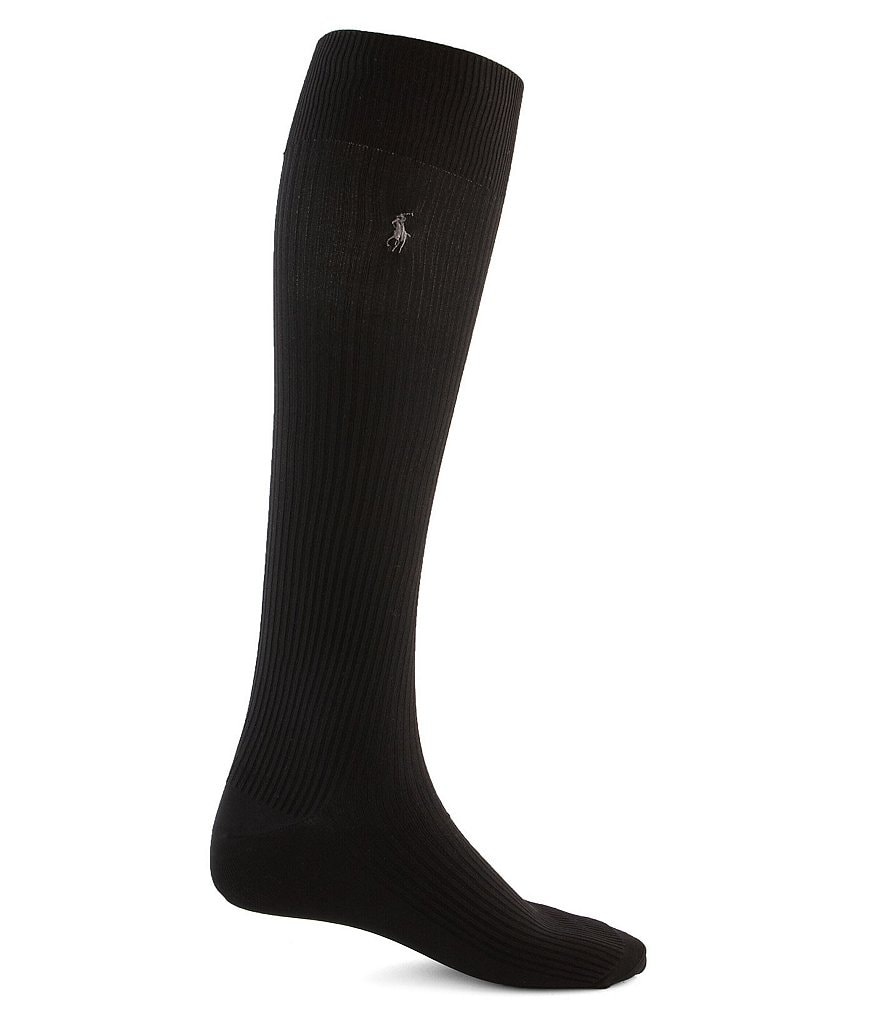 Polo Ralph Lauren Microfiber Dress Socks