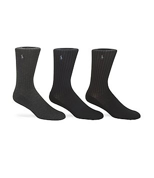 Polo Ralph Lauren Dress Socks 3-Pack