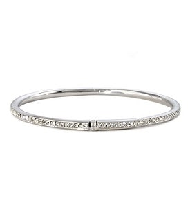 Nadri Thin Bangle Bracelet Image